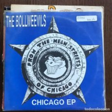 Discos de vinilo: BOLLWEEVILS - CHICAGO EP - EP DR. STRANGE 1993. Lote 125055935