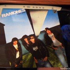 Discos de vinilo: RAMONES LP LEAVE HOME ESPAÑA 1977 ORIGINAL. Lote 125098724