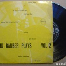 Discos de vinilo: CHRIS BARBER - PLAYS VOL2 - LP 10 PULGADAS UK - PYE. Lote 125112847