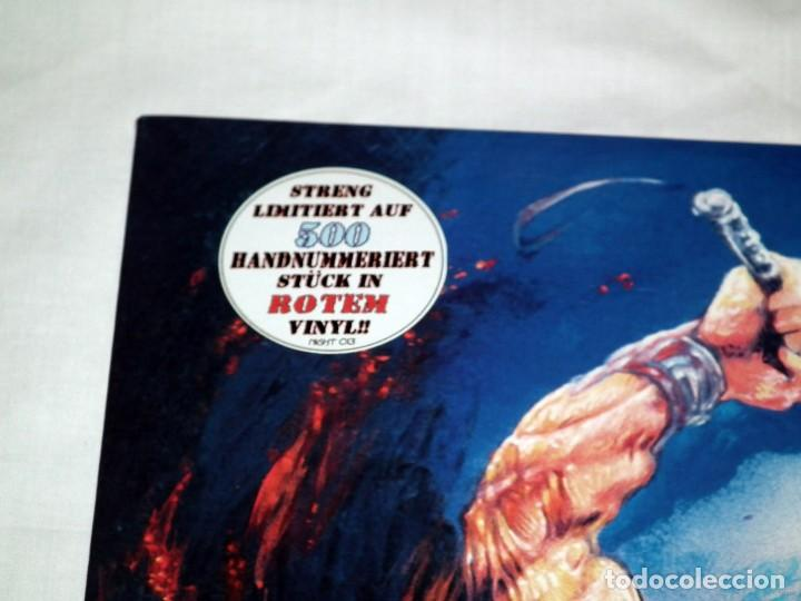 Discos de vinilo: LP SODOM - CODE RED - Foto 4 - 125115995