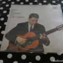Discos de vinilo: RECITAL DE GUITARRA DE JOSE TOMAS 1968 MUY BUEN ESTADO RAR0. Lote 125119671