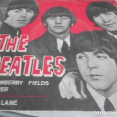 Discos de vinilo: SINGLE - THE BEATLES. Lote 125125763