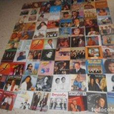 Discos de vinilo: SUPERLOTE DE 80 SINGLES - VER FOTOS. Lote 125126943
