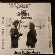 Discos de vinilo: L.P. - JEAN MICHEL JARRE - LES GRANGES BRULÉES - ER 6250293. Lote 125137247