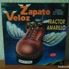 Discos de vinilo: ZAPATO VELOZ... 1992. Lote 125137311