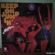 Discos de vinilo: KEEP ON JUMP IN... 1979.... Lote 125145747