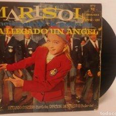 Discos de vinilo: MARISOL - HA LLEGADO UN ANGEL. Lote 125160358