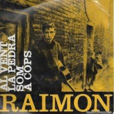 Discos de vinilo: RAIMON - AL VENT (1962). Lote 125186171