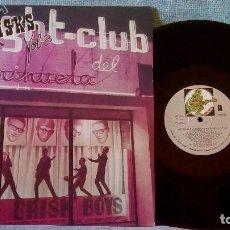 Discos de vinilo: THE BRISKS - VOL. 3 - HISTORIA DE LA MUSICA POP ESPAÑOLA Nº 29 - ALLIGATOR RECORDS - COLECCIONISTAS . Lote 125187831