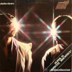 Discos de vinilo: FUTURE WORLD ORCHESTRA - DESEO / DESIRE - MAXI-SINGLE SPAIN 1982. Lote 125200467