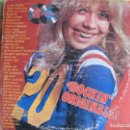 Discos de vinilo: LP - 20 ROCKIN' ORIGINALS - VARIOS (DOBLE DISCO, USA, PICKWICK SIN FECHA). Lote 125208111