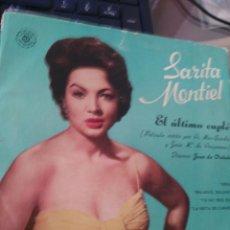 Discos de vinilo: SARITA MONTIEL. Lote 125212407