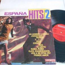 Discos de vinilo: ESPAÑA HITS 2-LP VARIOS. Lote 125214851