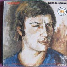 Discos de vinilo: LP - GORDON QUINN - PORTRAIT(PORTUGAL, DA NOVA RECORDS 1980). Lote 125215751