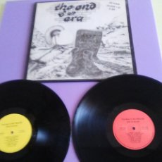 Discos de vinilo: DOBLE LP– THE END OF AN ERA - THE BEST OF ROT RECORDS SELLO: ROT RECORDS – ASS 100. AÑO 1988. PUNK. Lote 125217795