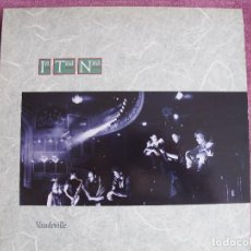 Discos de vinilo: LP - IN TUA NUA - VAUDEVILLE ( FOLK ROCK, ALTERNATIVE ROCK) (ENGLAND, VIRGIN RECORDS 1987). Lote 125218671