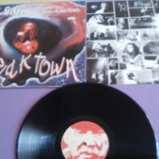 Discos de vinilo: GENIAL LP. FREAK TOWN (1996 SUBTERFUGE) KILLER BARBIES DR EXPLOSION LA UVI AEROBITCH BLOOD FILLOAS. Lote 125226027