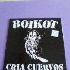 Discos de vinilo: MARAVILLOSO LP. CRIA CUERVOS (1995) RELEASED: 1995 LABEL: PRODUCCIONES BKT + ENCARTE. . Lote 125230447