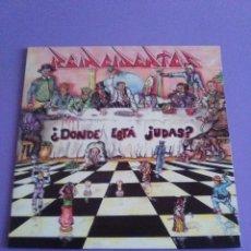 Discos de vinilo: FANTASTICO. LP. REINCIDENTES-DONDE ESTA JUDAS ? -VINILO- REF P 17 L SPAIN AÑO .1992. Lote 125231607