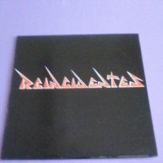 Discos de vinilo: LP. REINCIDENTES. MC 001. PRODUCCIONES DISCOGRAFICAS REINCIDENTES 1990//CON INSERTO.. Lote 125232303