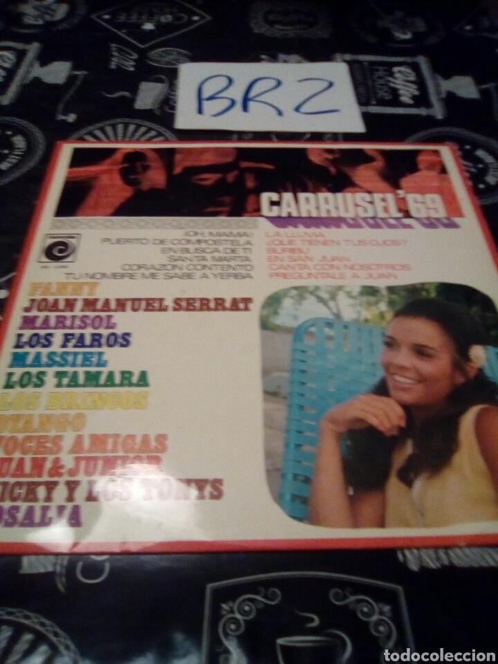 CARRUSEL 69 NOVOLA (Música - Discos - LP Vinilo - Otros Festivales de la Canción)