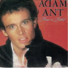 Discos de vinilo: ADAM ANT - PUSS N BOOTS (SINGLE PROMO ESPAÑOL, CBS 1983). Lote 125264711