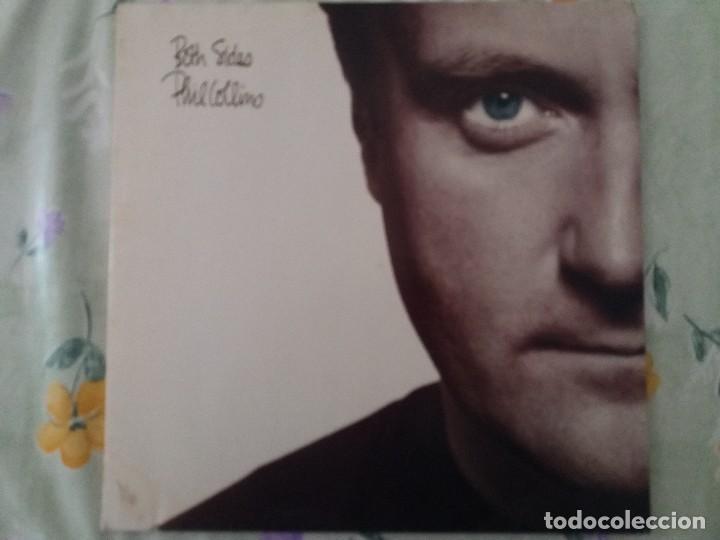 TER BOTH SIDES PHIL COLLINS 2 LP VINILOS NM (Música - Discos - LP Vinilo - Cantautores Extranjeros)