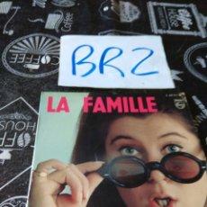 Discos de vinilo: EDICIÓN FRANCESA SHEILA LA FAMILLE UNICO EN TC PHILIPS. Lote 125270835