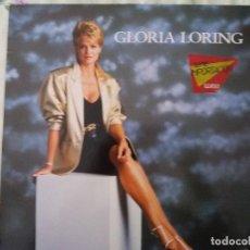 Discos de vinilo: TER GLORIA LORING LP. IMPORTACION 86 VG++. Lote 125270955