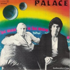 Discos de vinilo: PALACE - THE MAN IN THE MOON / THE WORLD GOES ROUND (SINGLE ESPAÑOL, LOGO 1980). Lote 125271891