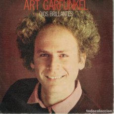Discos de vinilo: ART GARFUNKEL - BRIGHT EYES / KEHAAR'S THEME (SINGLE ESPAÑOL, CBS 1979). Lote 125273667
