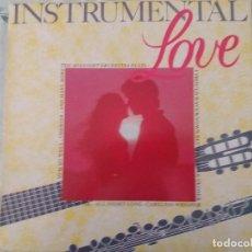 Discos de vinilo: TER INSTRUMENTAL LOVE B.S.O VINILO LP VG+ '80. Lote 125275111