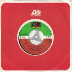 Discos de vinilo: ENGLAND DAN AND JOHN FORD COLEY - I'D REALLY LOVE TO SEE YOU TONIGHT / IT'S NOT THE SAME . Lote 125275527