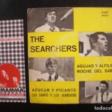 Discos de vinilo: THE SEARCHERS- AGUJAS Y ALFILERES. EP.. Lote 125285255