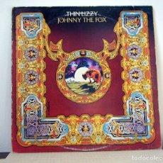 Discos de vinilo: THIN LIZZY / JOHNNY THE FOX 1976 - PHIL LYNOTT, EDIT. USA !! EXCELENTE !!. Lote 34849870