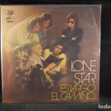 Discos de vinilo: LONE STAR - ES LARGO EL CAMINO - LP. Lote 125312447
