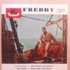 Discos de vinilo: FREDDY- LA PALOMA +3- EP POLYDOR 1961. Lote 125313179