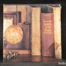 Discos de vinilo: LOS BRAVOS - HISTORIA DE LOS BRAVOS - 2 LP. Lote 125317303