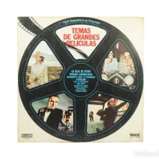 Discos de vinilo: LP. CYRIL STAPLETON Y SU ORQUESTA. TEMAS DE GRANDES PELICULAS. (G/VG). Lote 125321011