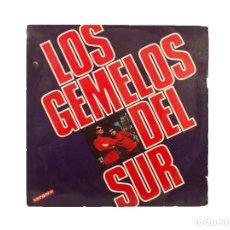 Discos de vinilo: LP. LOS GEMELOS DEL SUR. LOS GEMELOS DEL SUR. (G+/VG+). Lote 125322979