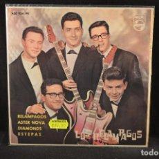 Discos de vinilo: LOS RELAMPAGOS - RELAMPAGOS +3 - EP. Lote 125324611