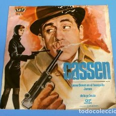 Discos de vinilo: CASSEN (SINGLE 1962) BSO 07 CON EL 2 DELANTE (AGENTE: JAIME BONET) - JAMES. Lote 125330359