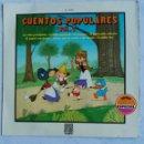 Discos de vinilo: CUENTOS POPULARES VOL. 3 SERIE ESPECIAL DISCO. Lote 125344396