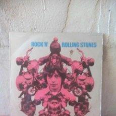 Discos de vinilo: THE ROLLING STONES – ROCK 'N' ROLLING STONES. 1972.. Lote 125382475