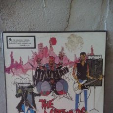 Discos de vinilo: THE METEORS – THE METEORS LIVE. WRECKIN' RECORDS – 3C-111.PSYCHOBILLY. Lote 125398171