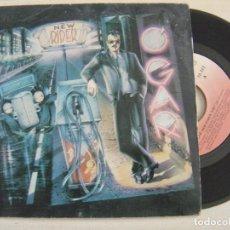 Discos de vinilo: O'GAR - NEW RIDER - SINGLE 1984 - VICTORIA. Lote 125410907