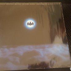 Discos de vinilo: L.P. - BATMAN MOTION PICTURE SCORE - SOUNDTRACK - DANNY ELFMAN. Lote 125411542