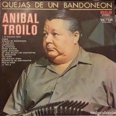 Discos de vinilo: QUEJAS DE UN BANDONEÓN. Lote 125413815