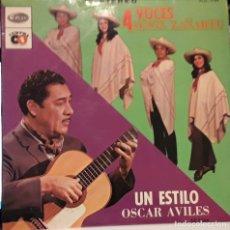 Discos de vinilo: UN ESTILO. Lote 125419191