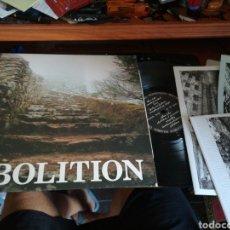 Discos de vinilo: ABOLITION LP COMPLACENCY ALEMANIA 1994. Lote 125422798
